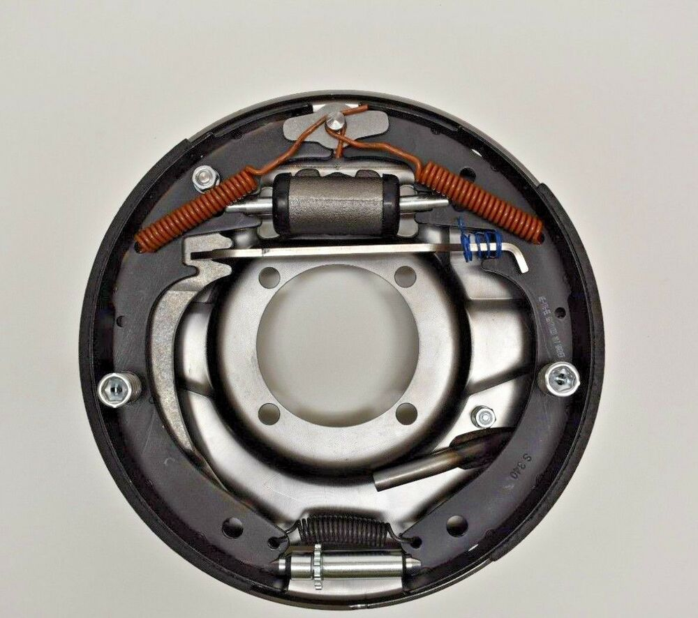 Lincoln Rear Backing Plate Assembly Ford Hydraulic Juice Brakes Ebay
