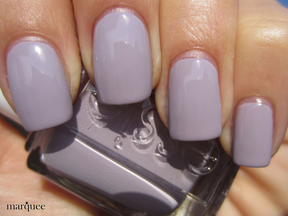Essie Nail Polish E770 Bangle Jangle New Winter Collection Purple Lavender Color Ebay
