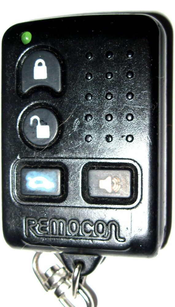 S L on Avital Replacement Remote