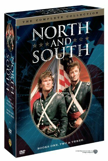 North and South: The Complete TV Series Books Season 1 2 3 ...