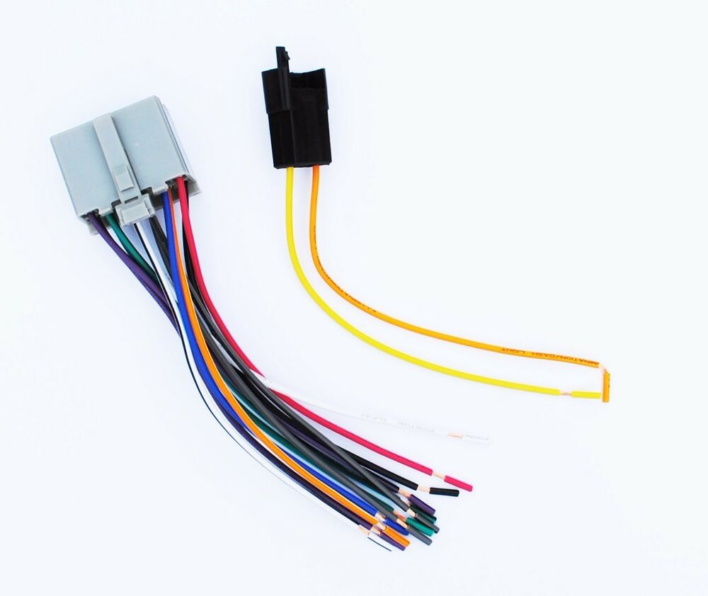 early gm plug factory car radio stereo reverse male wire LS1 Engine Wiring Harness GM Factory Wiring Harness