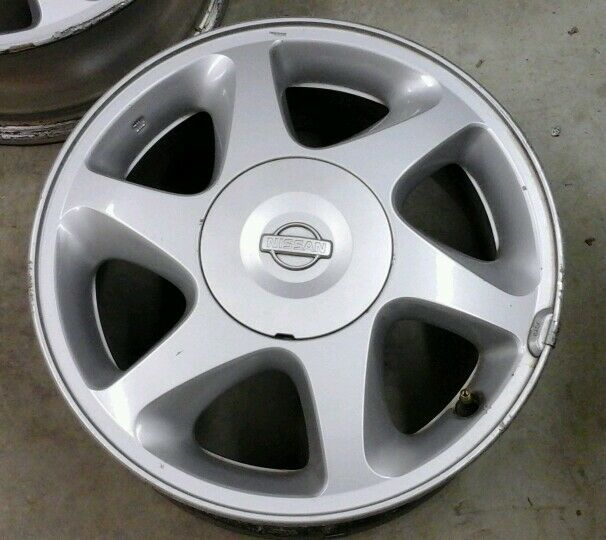"Nissan Versa S >> 15"" Nissan Altima Factory 98 99 00 01 Wheel OEM Stock ..."