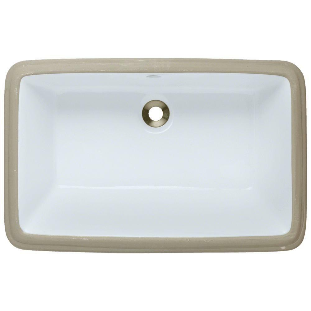 ebay bathroom sinks u1812 white rectangular bathroom sink ebay 12761