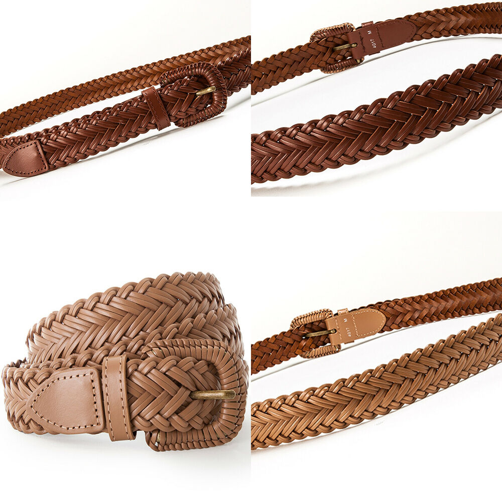 The Difference In Our Women's Leather Belts. Craftsmanship defines all of our leather accessories. From textured and braided to smooth, and from distressed to pristine, each of our women's leather belts carries a unique look of distinction.
