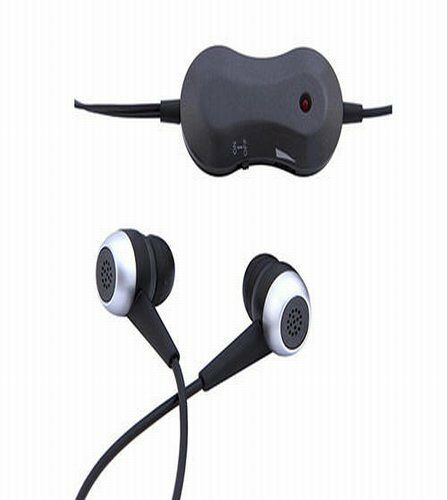 Sharper Image Bluetooth Wireless Earbuds: NEW Sharper Image Stereo Active Noise Cancelling Earbuds! Headphone