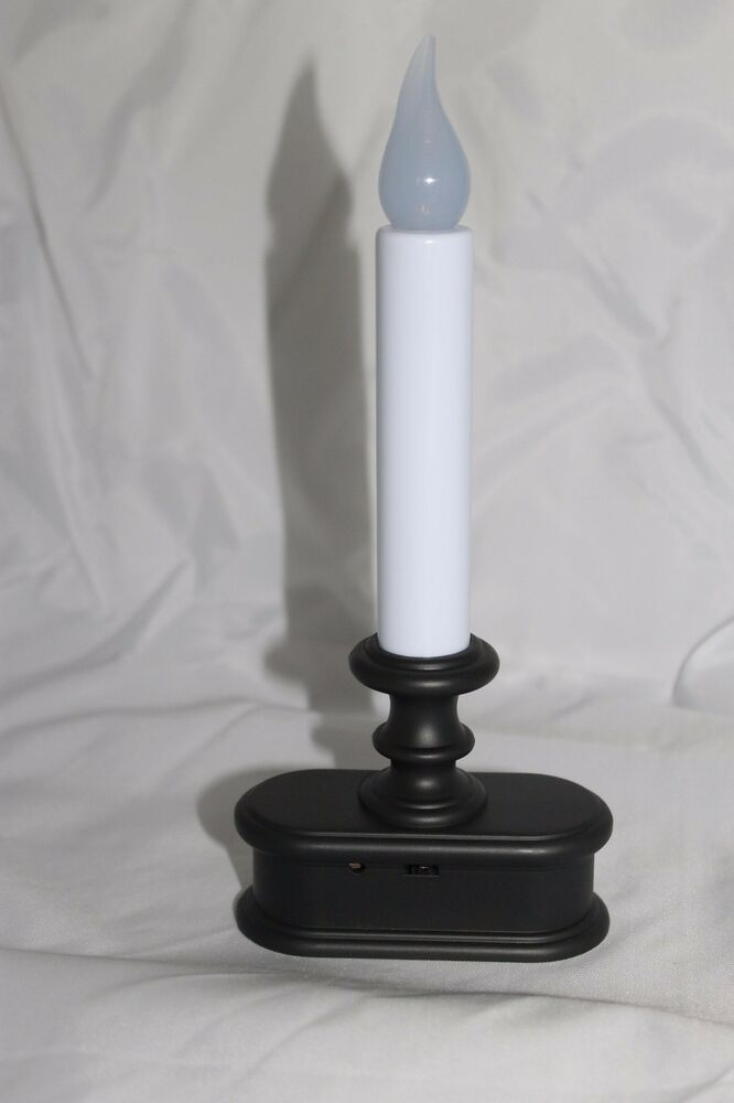 Christmas Window Candle Battery Operated Led Light Dusk To