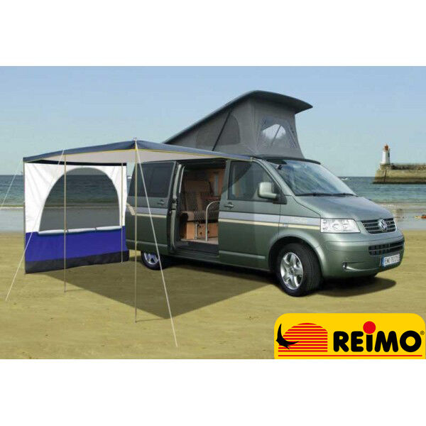 reimo palm beach 3m lwb sun canopy dome shaped awning for t4 t5 t6 free p p ebay. Black Bedroom Furniture Sets. Home Design Ideas