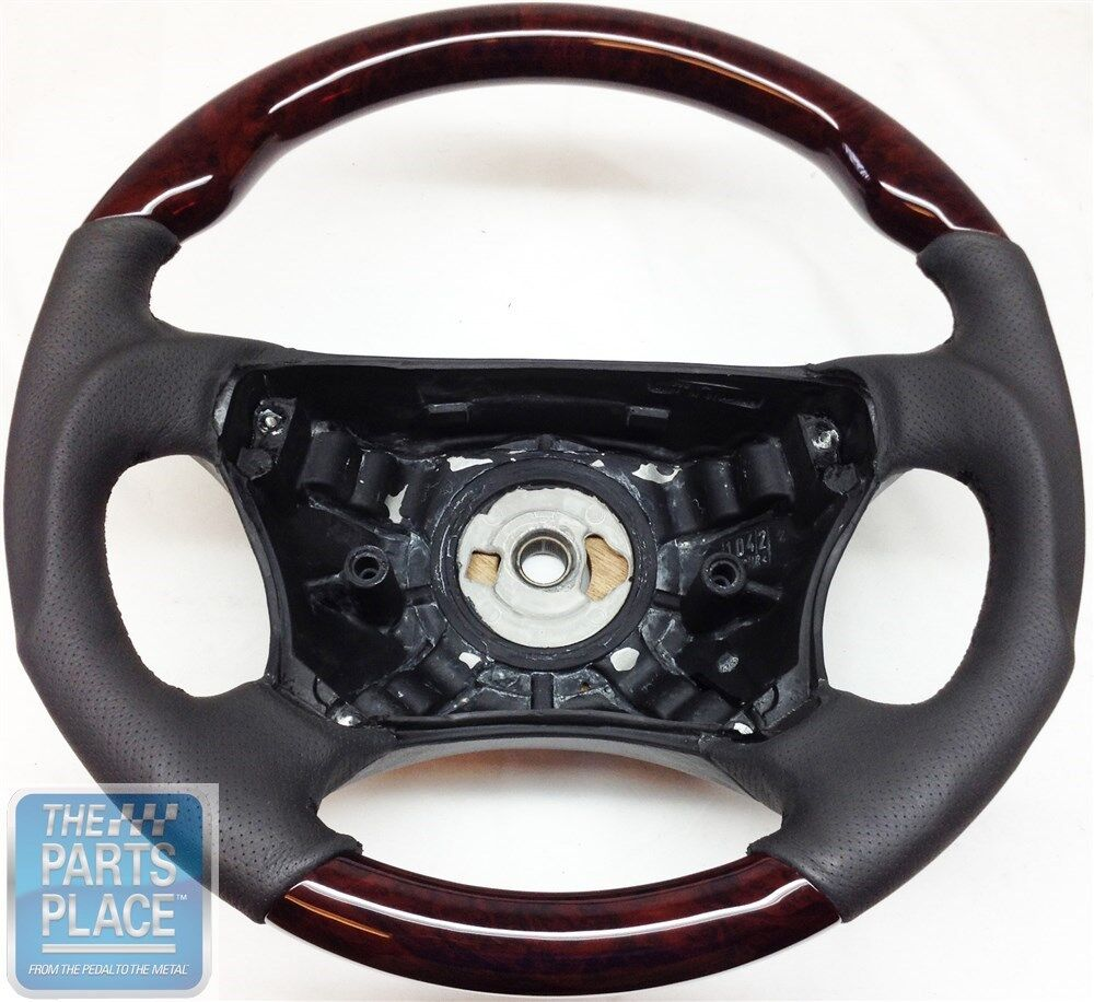 1998 2005 mercedes benz s class w220 v2 style steering for Mercedes benz steering wheel