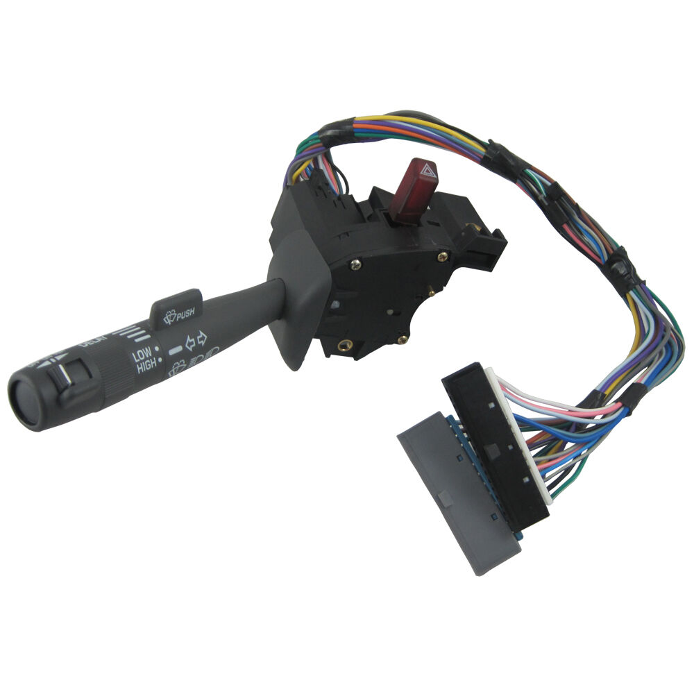 Does Cruisecontrol Wiper Control Switch : Cruise control windshield wiper arm turn signal lever