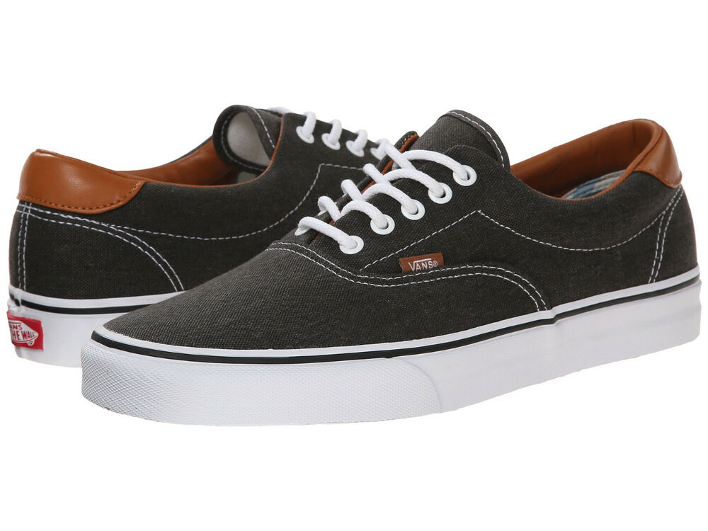 vans era 59 leather car interior design