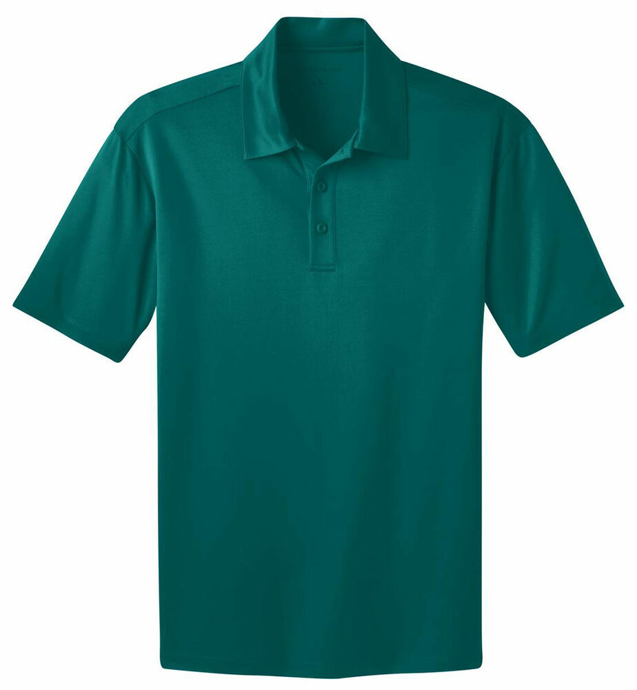 Port authority tlk540 mens tall silk touch dri fit polo for Mens xs golf shirts