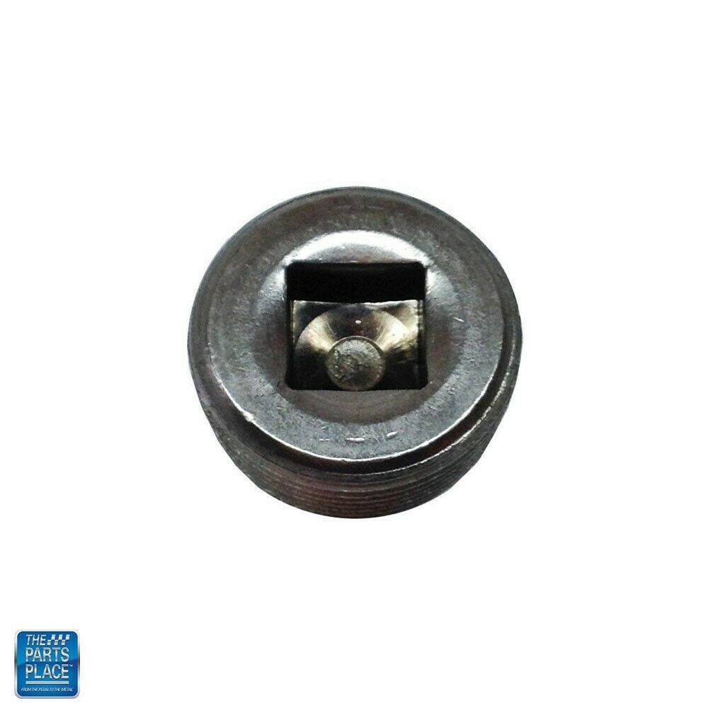 chevy big block 396 427 454 502 1 inch pipe plug. Black Bedroom Furniture Sets. Home Design Ideas