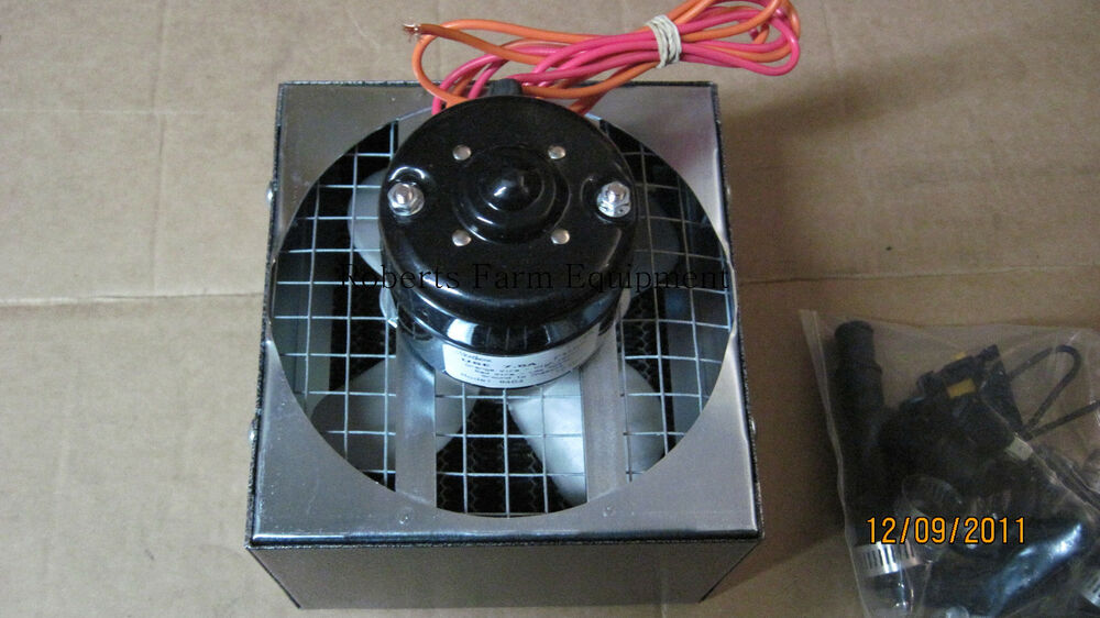 Cab heater for tractor fits ac kubota case db fd ih jd