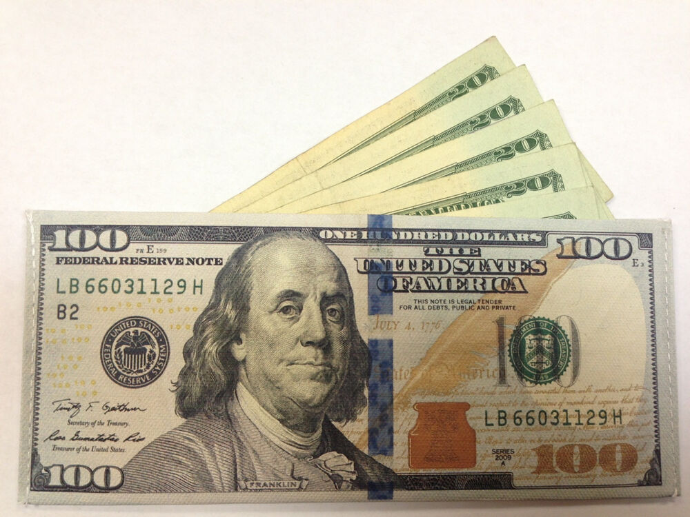 WHOLESALE DEAL 12 PIECES THE NEWEST HUNDRED 100 DOLLAR ... 100 Dollar Bill