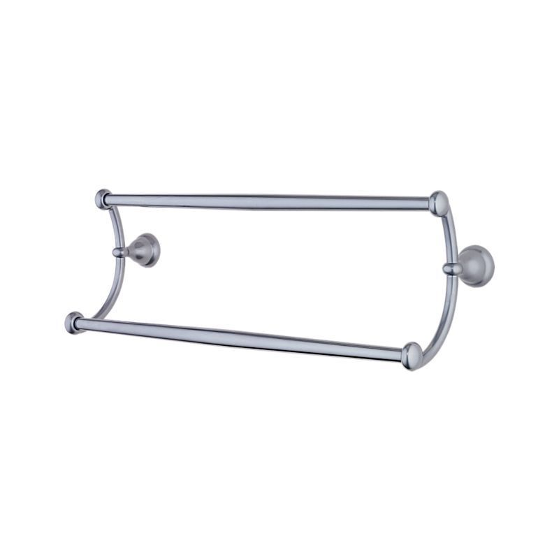 double towel bar 24 chrome michael graves bath