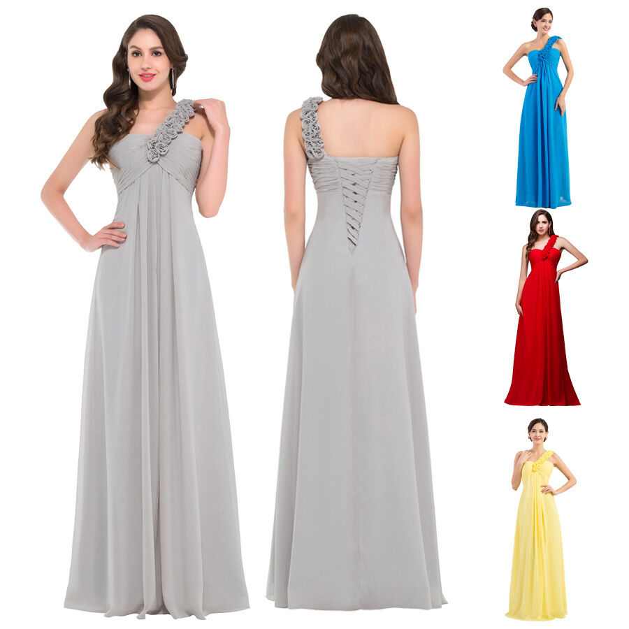 Cheap plus size 4 24 wedding evening party prom for Ebay wedding bridesmaid dresses
