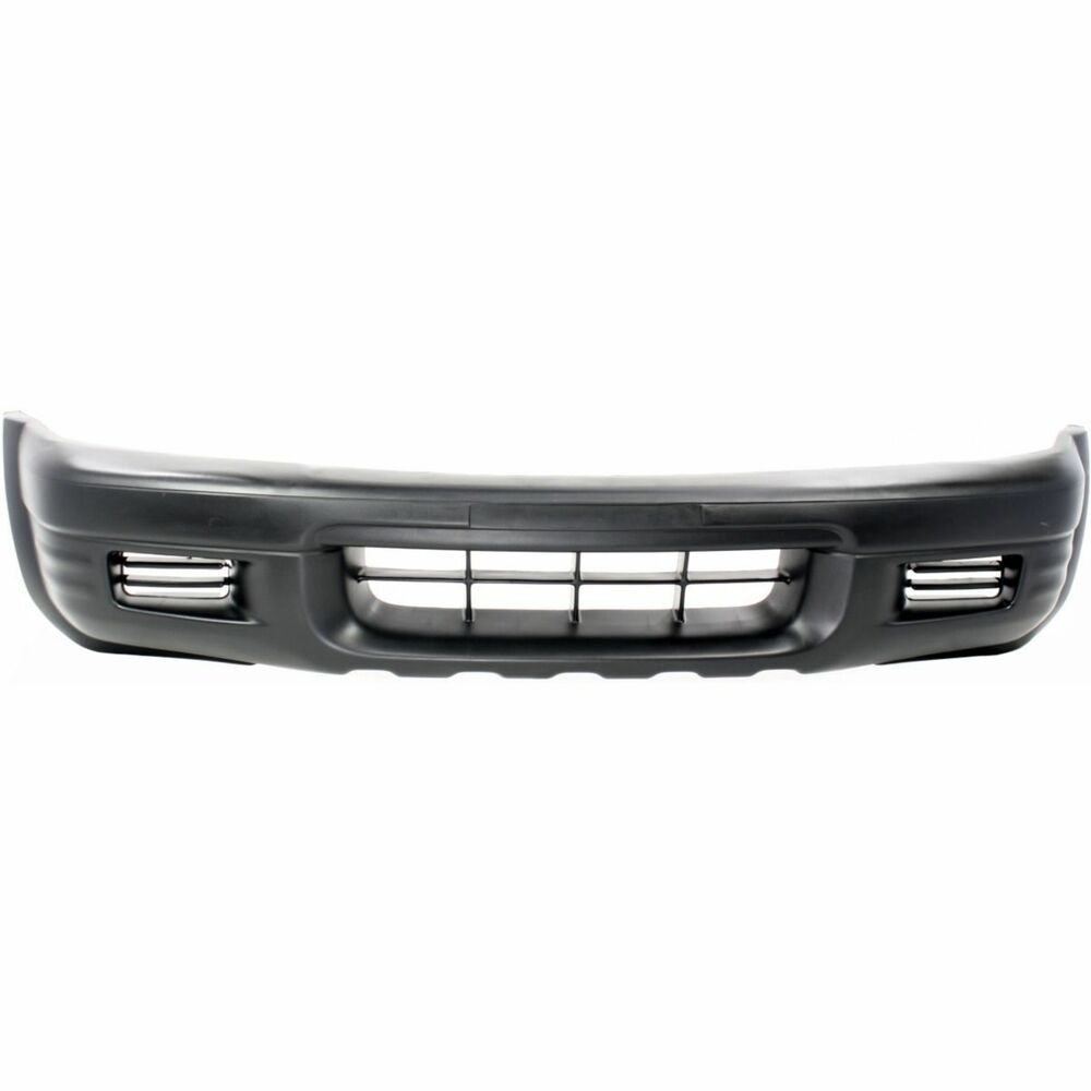 2001 Isuzu Rodeo Exterior: NEW FRONT BUMPER COVER WO/FOG LAMP HOLES FOR ISUZU AMIGO