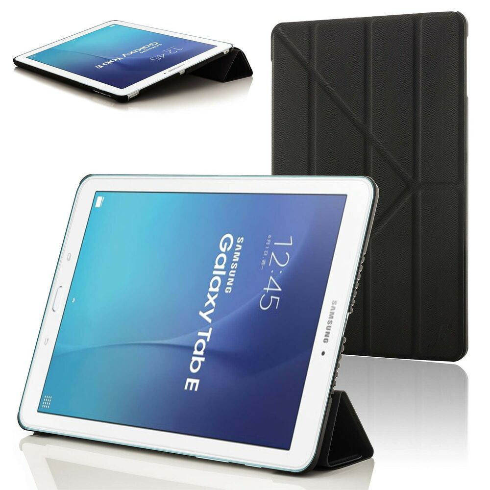 forefront cases origami case cover for samsung galaxy tab e 9 6 t560 ebay. Black Bedroom Furniture Sets. Home Design Ideas