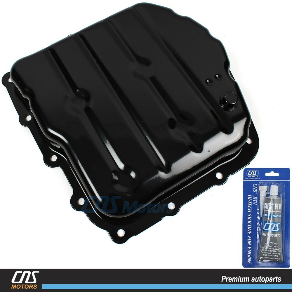 1993 Plymouth Acclaim Transmission: Automatic Transmission Oil Pan Fits 89-13 Chrysler Dodge