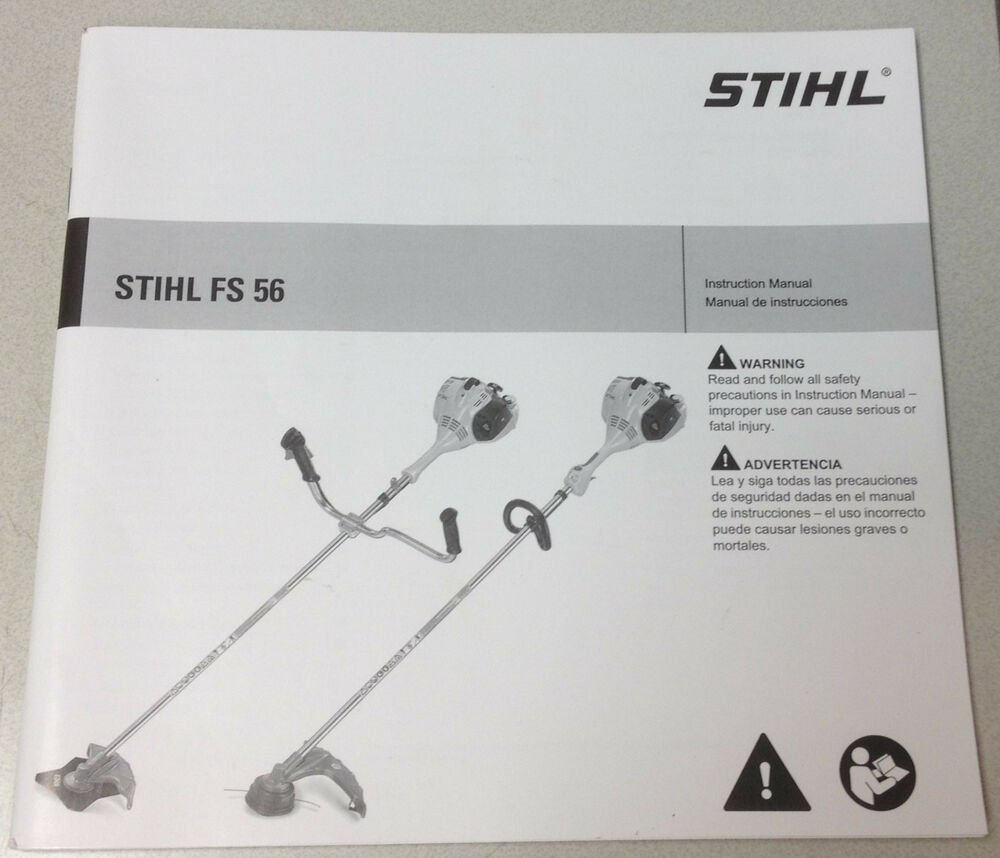 Repair Manual For Stihl fs55