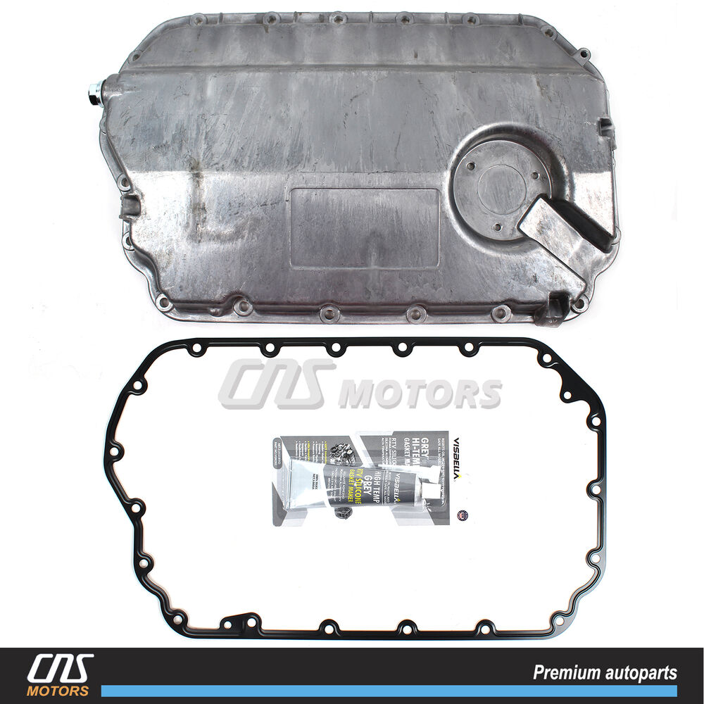Engine Oil Pan W/ Metal Gasket 98-05 Audi A4 A6 Cabriolet