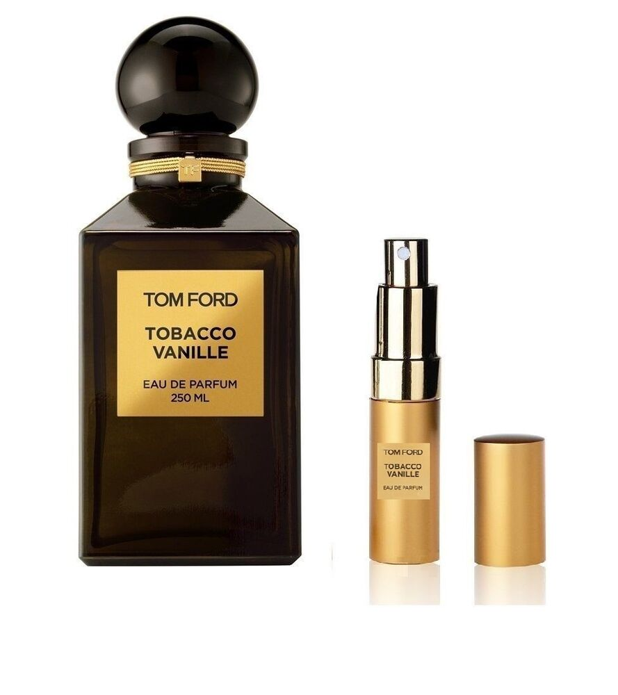 tom ford tobacco vanille 15ml spray ebay. Black Bedroom Furniture Sets. Home Design Ideas