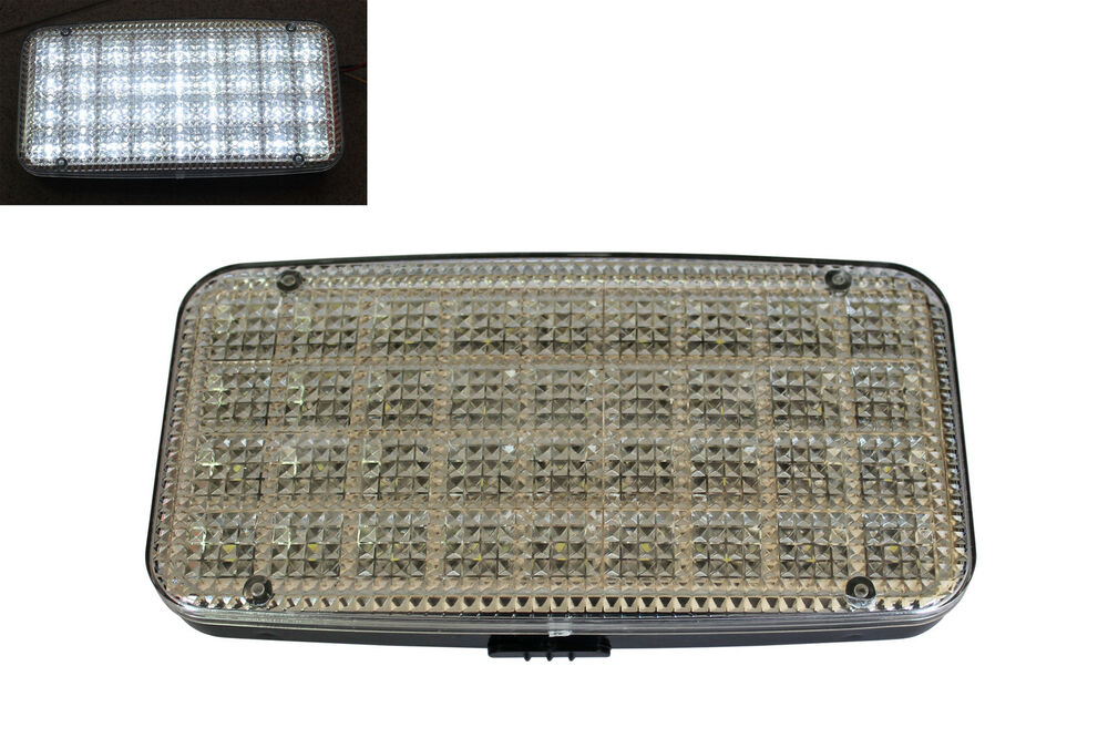 36led dachleuchte innenraum beleuchtung auto dachlampe leuchte 12v wei 698 ebay. Black Bedroom Furniture Sets. Home Design Ideas