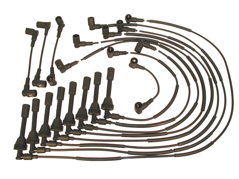 Performance Spark Plug Wires For 1985