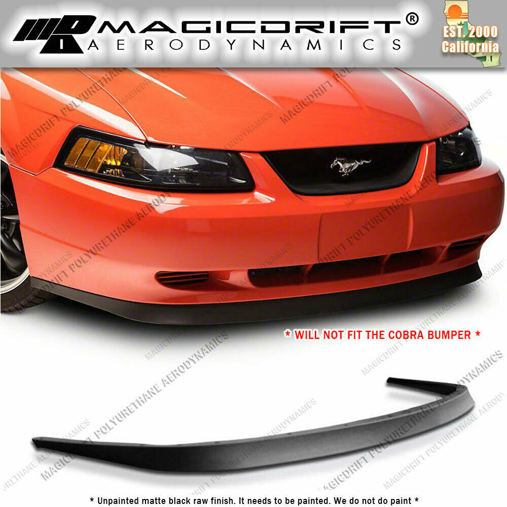 99 Ford Mustang: 99 00 01 02 FORD MUSTANG COBRA SVT OE STYLE FRONT BUMPER