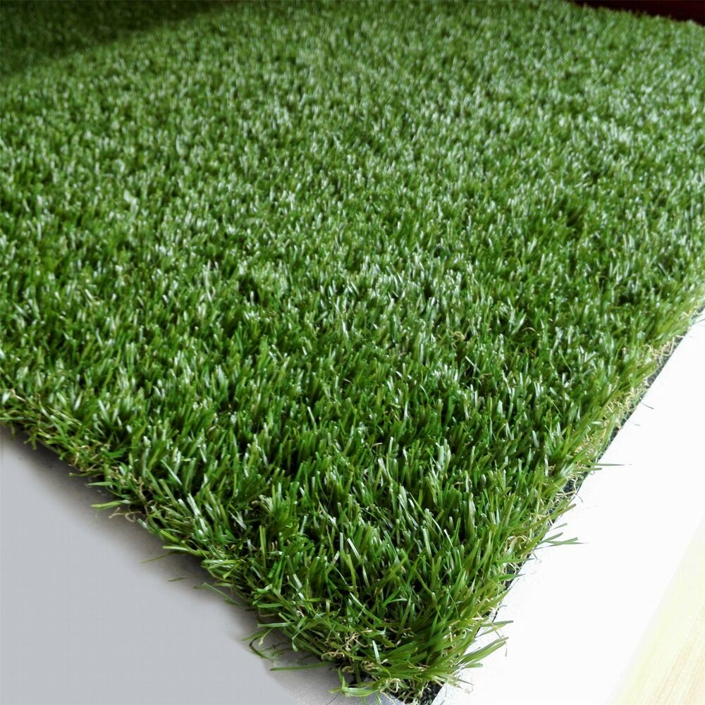 Artificial Grass For Backyard Reviews :  Artificial Grass Synthetic Turf Landscape Lawn Indoor Outdoor Dog