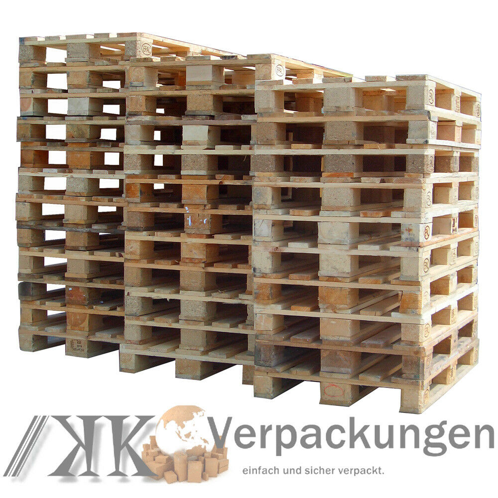 europaletten neu 1 wahl 2 wahl holz euro tauschpaletten holzpaletten ippc ebay. Black Bedroom Furniture Sets. Home Design Ideas