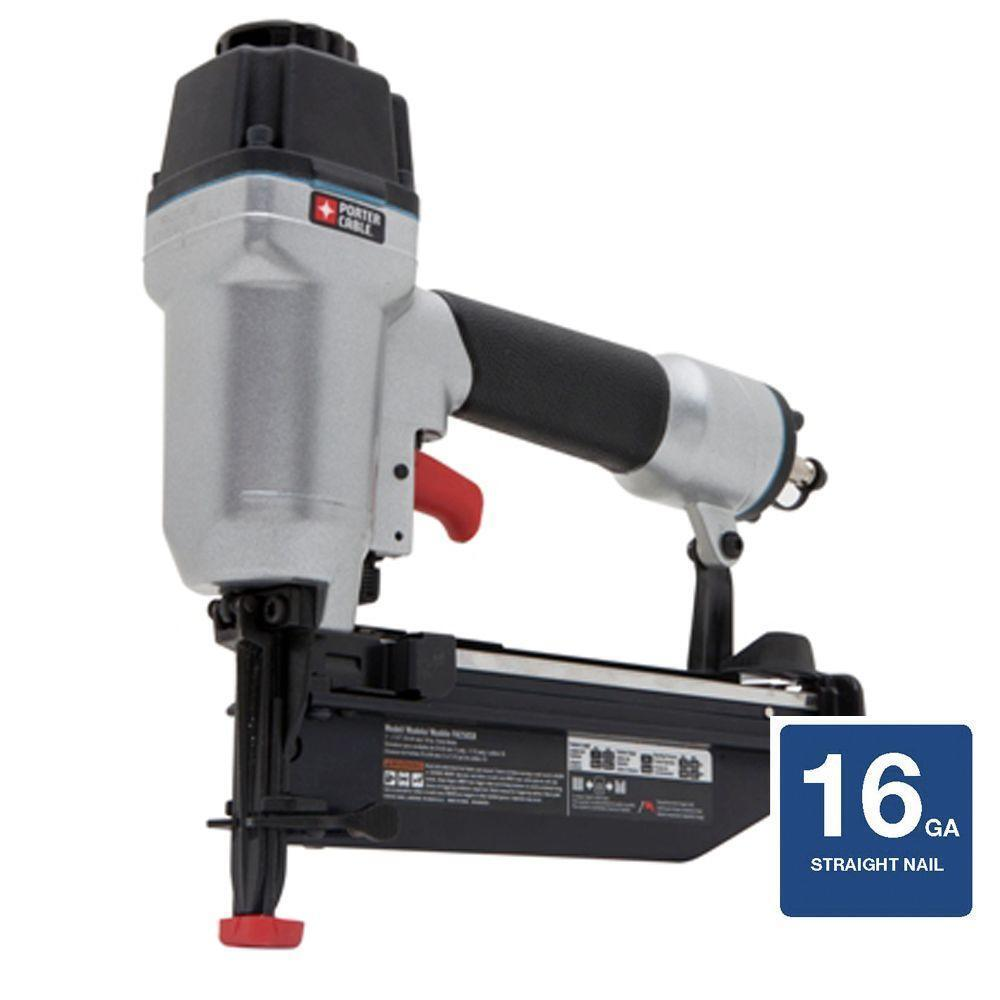 Porter Cable Fn250sb 1 Quot To 2 1 2 Quot Pneumatic 16 Gauge Air