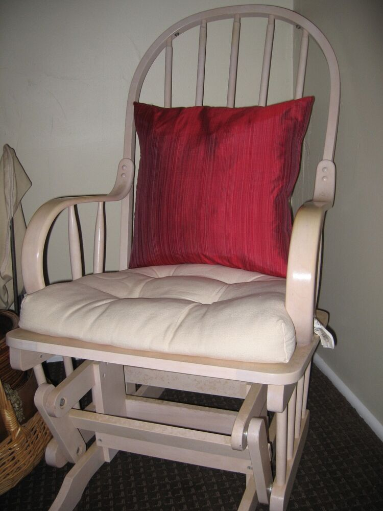 Rocker/ glider chair | eBay