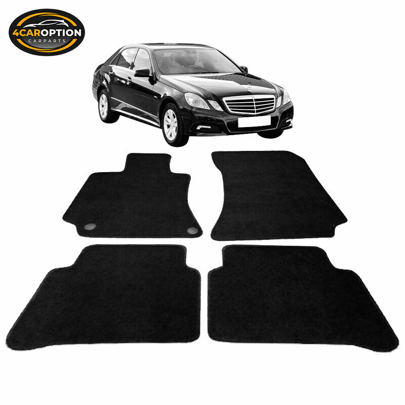 Limited time sale 10 12 benz w212 e class floor mats for Mercedes benz e350 floor mats