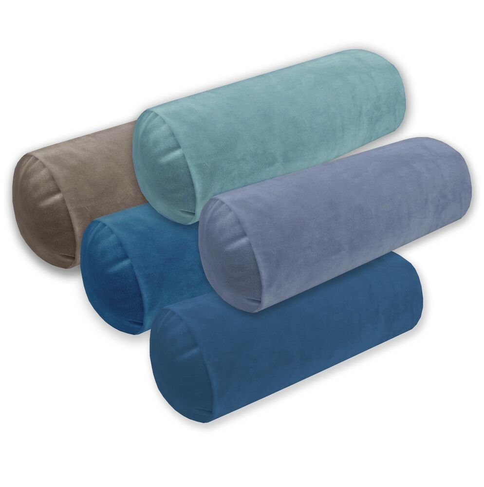 Mf-Matt Soft Smooth Microfiber Velvet Bolster CASE Yoga ...