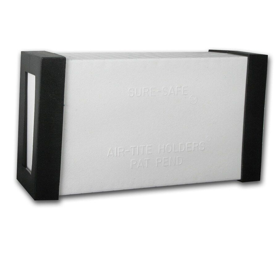One Sure Safe Brand Bar Holders For 20 1oz Silver Bullion