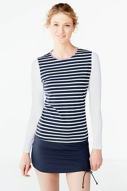 Find great deals on eBay for lands end womens rash guard. Shop with confidence.
