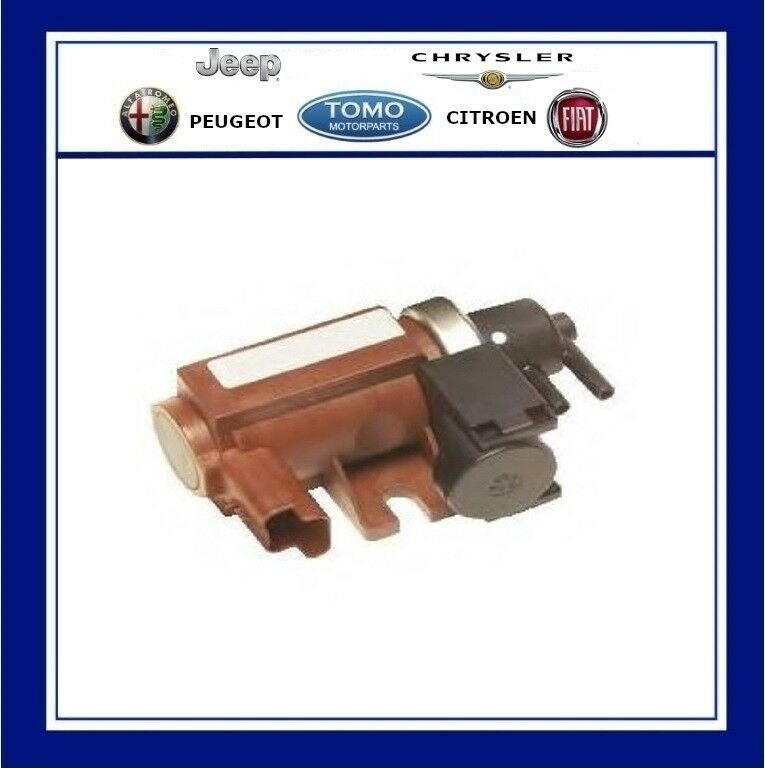 turbo solenoid electro valve peugeot 307 407 citroen c4 c5 2 0 hdi 161842 gen ebay. Black Bedroom Furniture Sets. Home Design Ideas