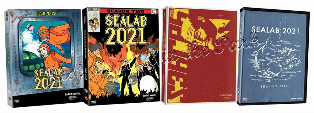Adult swim sealab 2021