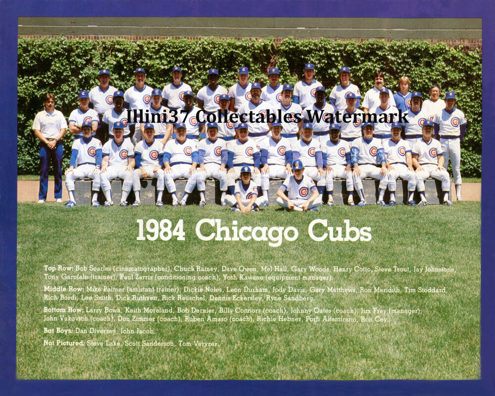 Chcicago Cubs Home Page