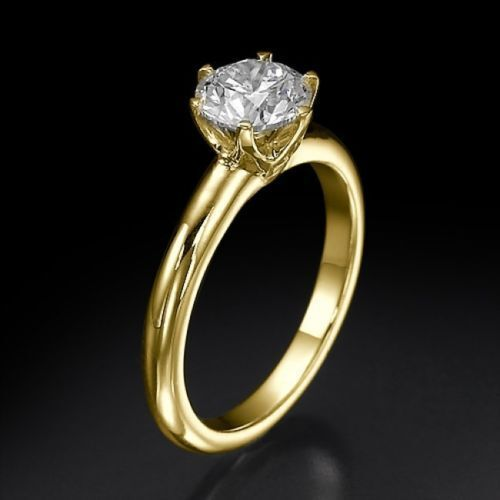 050 Ct Round Solitaire Engagement Wedding Ring In Solid. Actress Rings. Cut Out Wedding Rings. Diamond Engagement Rings. Nostril Rings. Easy Rings. Set Hand Engagement Rings. Mythical Wedding Rings. Vintage Gold Rings