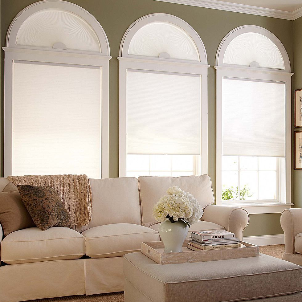 Cordless Cellular Honeycomb Window Shades 6 Colors 19