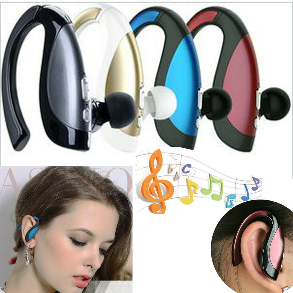 wireless stereo music bluetooth headset for samsung galaxy. Black Bedroom Furniture Sets. Home Design Ideas