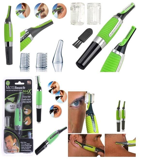 how to use wahl eyebrow trimmer
