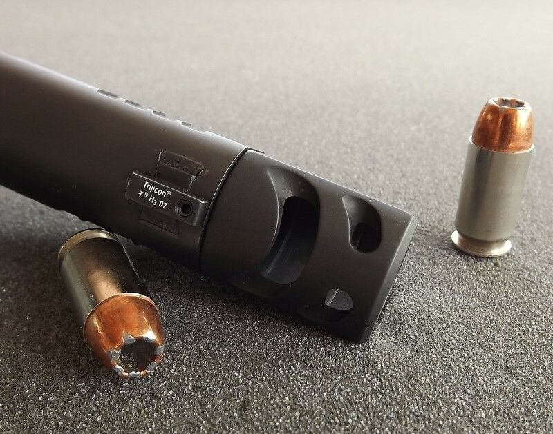 Efk Fire Dragon Recoil Reduction Compensator For 1911