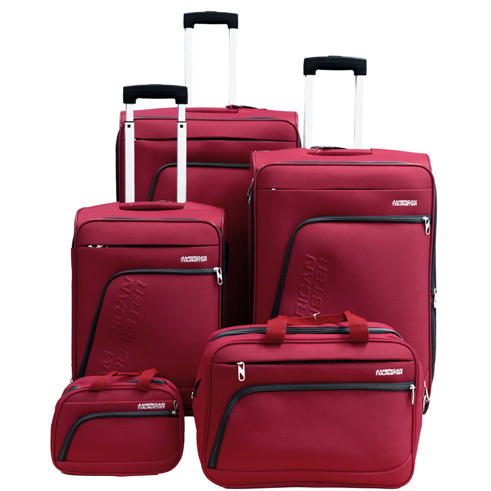 American Tourister Glider 5pc Spinner Luggage Set 28 Quot 24