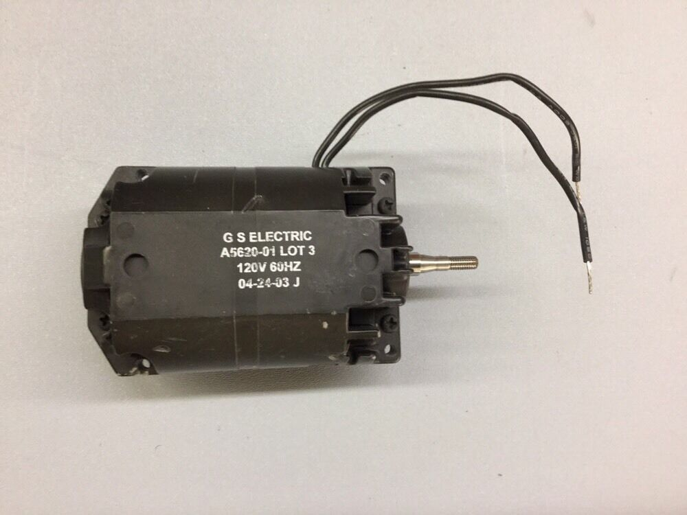G s electric a5620 01 120v electric vacuum motor ametek for 120 volt ac motor
