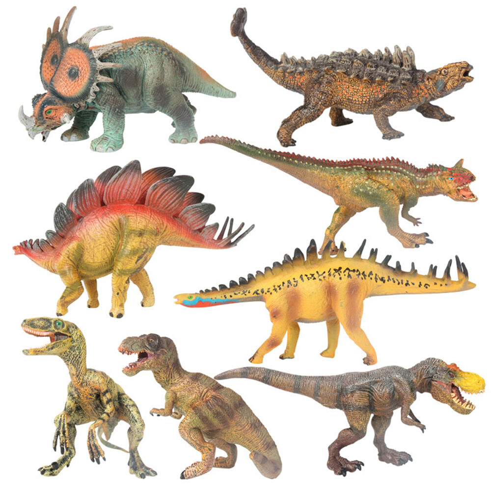 Dinosaurs Toys Collection : Up dinosaur play toy animal action figures novelty fashion