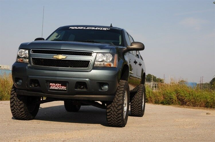 New Rough Country 2007 2013 Chevy Avalanche 4wd 5