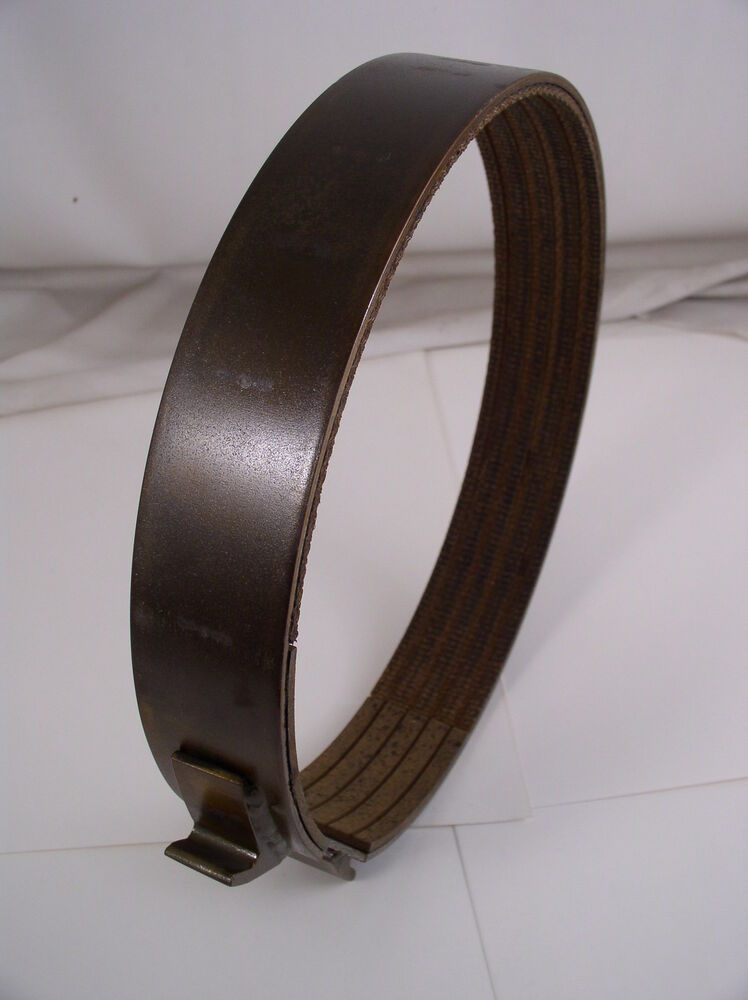 Brake Bands And Lining : At new john deere brake band oem style lining cde